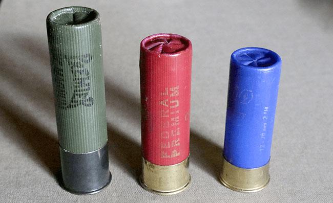 12 Gauge Shotgun shells