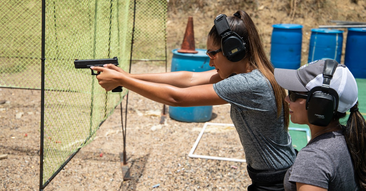 Shooting Sports Events | NSSF Let's Go Shooting