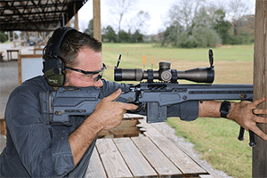 Ryan Cleckner - Long -range Rifle Supports